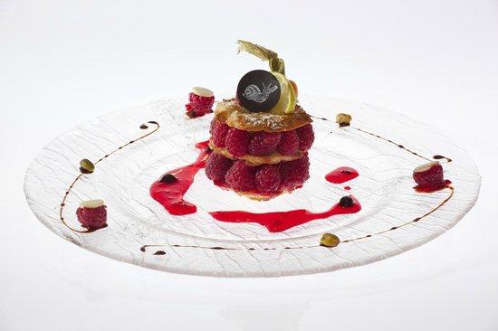 Restaurant l'Escargot Qui Tette : Dessert