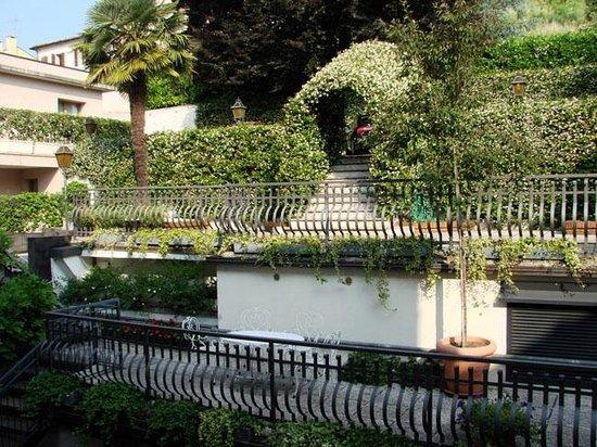 Best Western Hotel Canon D'Oro: Hotel Canon d'Oro Gardens