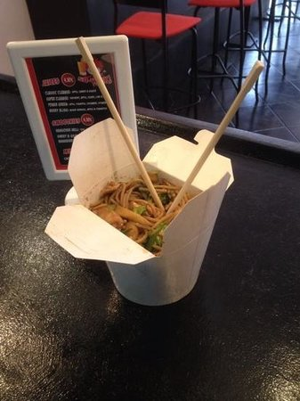 So Wok Noodle Bar