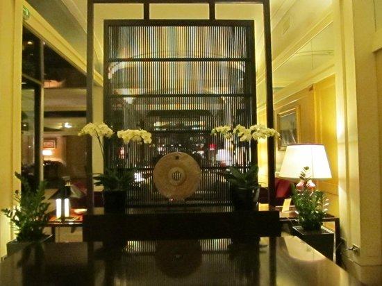 Hotel Dei Borgognoni: Interior del hall principal