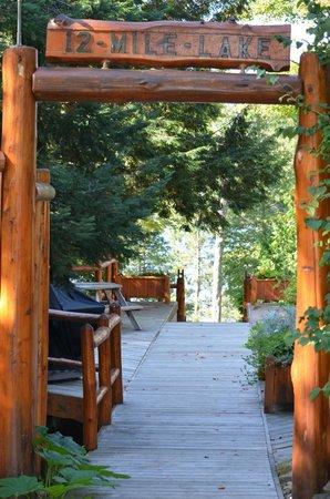 Heather Lodge: Grounds