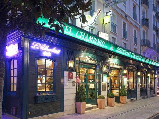 Restaurant l'Escargot Qui Tette : Etablissement
