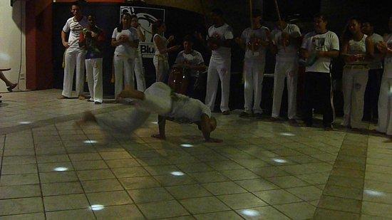 Vila Galé Eco Resort de Angra: espectáculo de capoeira