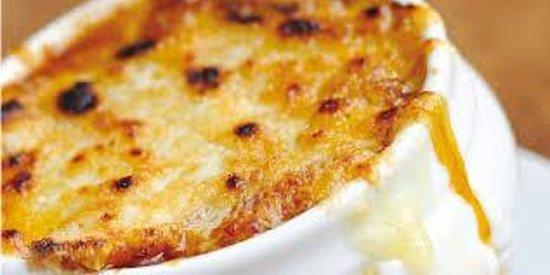 Mia Pasta : Soupe a l'oignon
