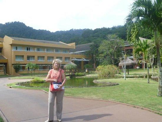 Vila Galé Eco Resort de Angra: observar todo el verde alrededor