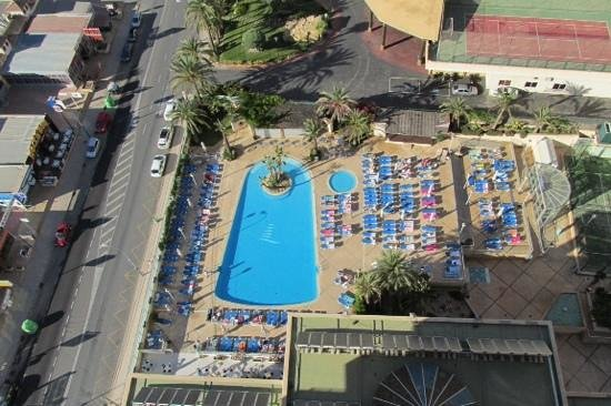 Hotel Levante Club & Spa: view from room