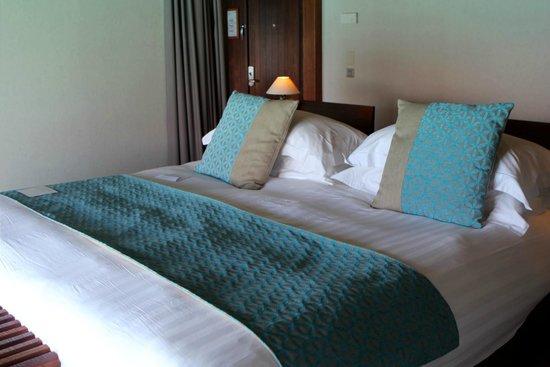 InterContinental Bora Bora Resort & Thalasso Spa: Bedroom