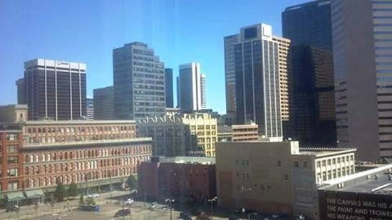 Homewood Suites by Hilton Denver Downtown-Convention Center: 7th Floor Room View (15th St.)
