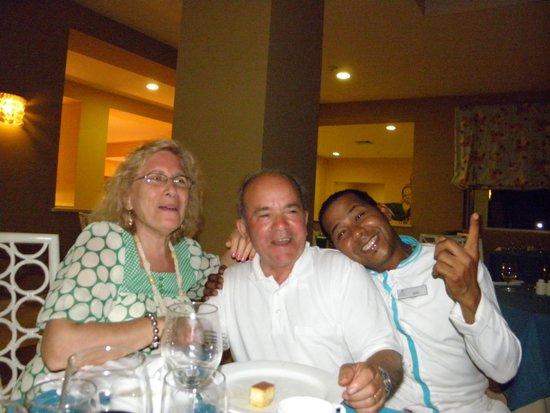 Now Larimar Punta Cana : friendly staff