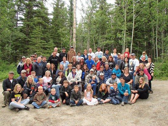 Jasper Gates Resort & RV : the family