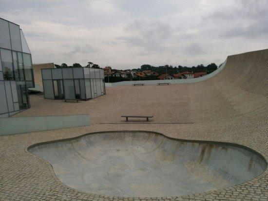 Cite de l'Ocean : Une piscine désaffectée pour un musée tout neuf...