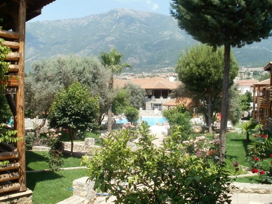 Lycian Hotel: View from the apartment