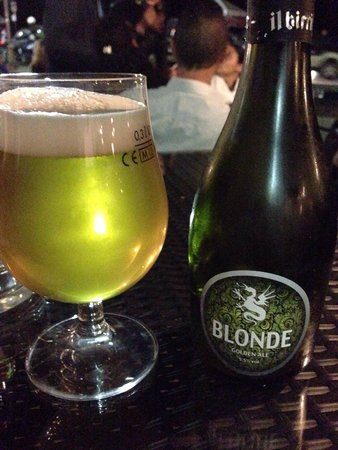 Tiratardi : Birra blonde
