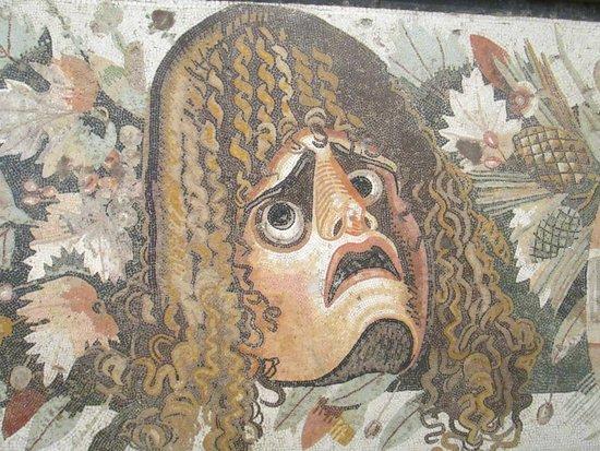 Musée archéologique national de Naples : Mosaic