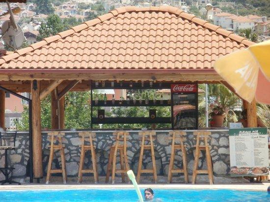 Lycian Hotel: Pool Bar