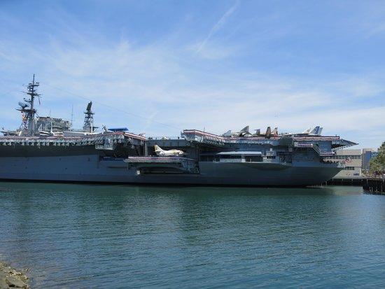 Musée de l'USS Midway : USS Midway