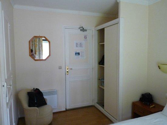 Le Clos Deauville Saint Gatien : chambre confort