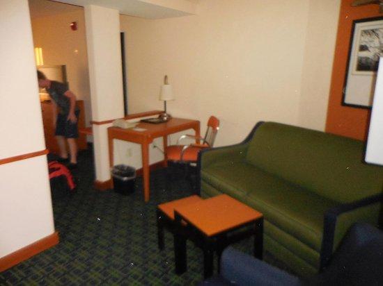 Fairfield Inn & Suites Gillette: Room