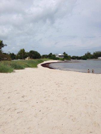 Relax at Sombrero beach