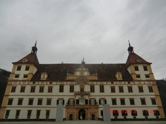 Schloss Eggenberg: the schloss