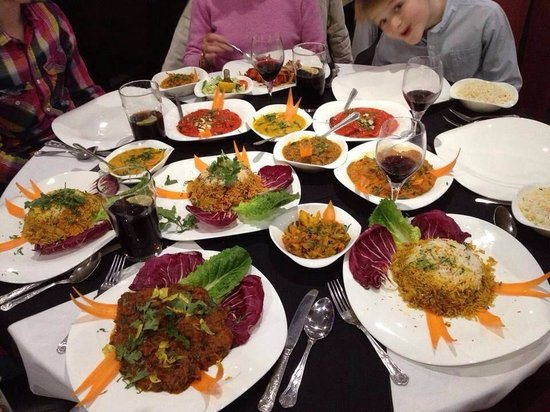 The Bengal Spice: Picture of some Bengal special dishes
