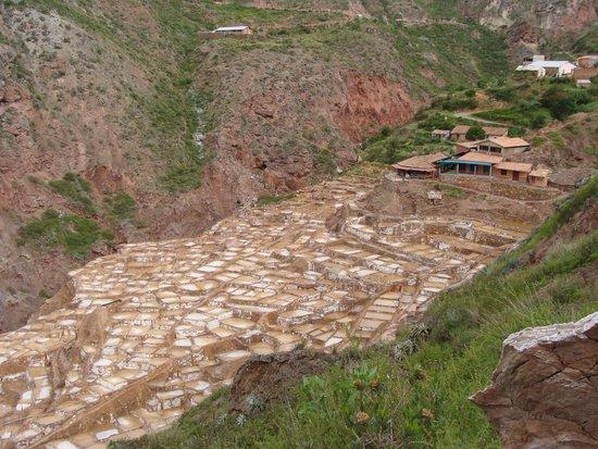 Salinas de Maras: La salinera
