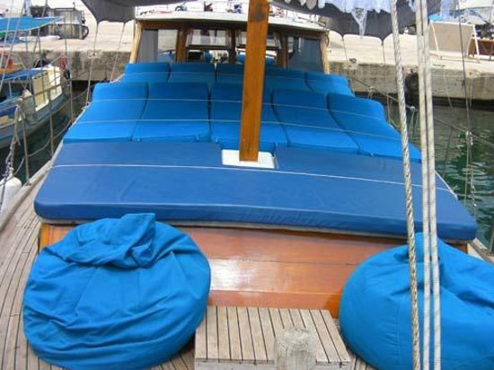 Boat Tufan - Private Tours: TUFAN BOAT