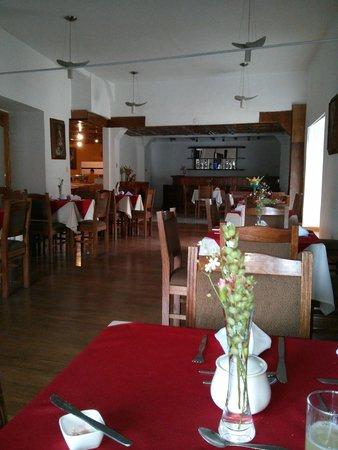 Amerinka Boutique Hotel: Dining Area
