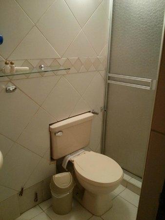 Amerinka Boutique Hotel: Bathroom