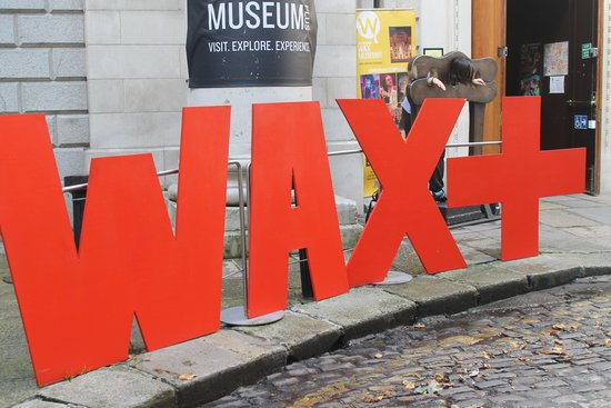 The National Wax Museum Plus : Museum 1