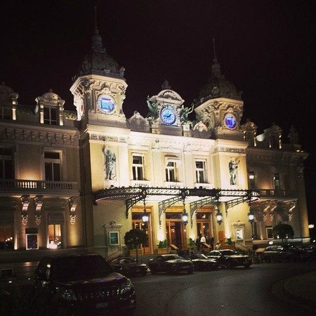 Casino of Monte-Carlo : Казино в Монте-Карло