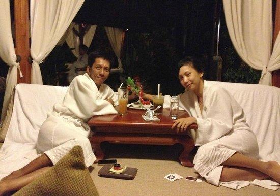 The Laguna, a Luxury Collection Resort & Spa: Moonlight Massage