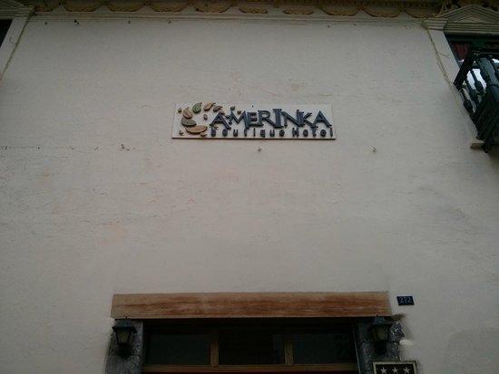 Amerinka Boutique Hotel: AmerInka Hotel