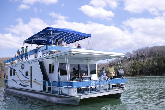 Mitchell Creek Marina & Resort : Houseboat Rentals Availalle