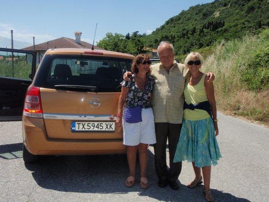 Hotel Laguna Beach : Retour de Varna