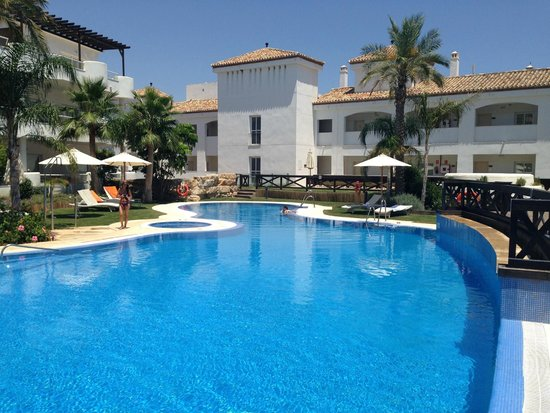 Eurostars Mijas Golf & Spa: Great Pool Area