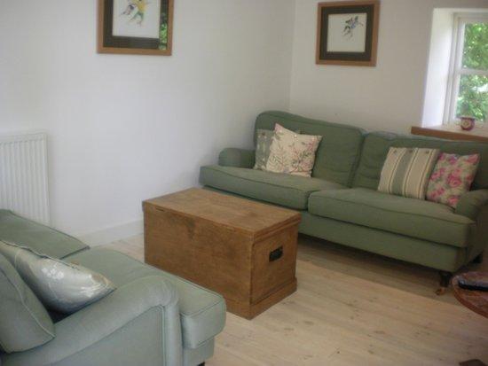 Mount Farm: The lounge
