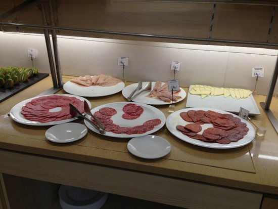 Eurostars Mijas Golf & Spa: Breakfast Buffet