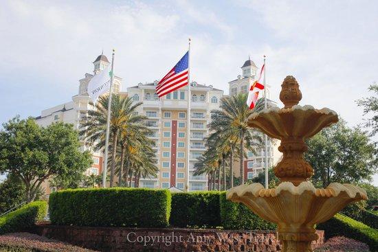 Reunion Resort, A Salamander Golf & Spa Resort: Exterior of Reunion Resort