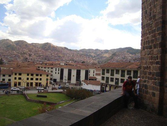 Convento de Santo Domingo: Hermosa vista desde la Iglesia de Santo Domingo