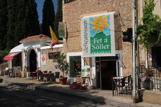 Gran Hotel Sóller: Fet a Soller: Kulinarische Köstlichkeiten direkt nach Hause schicken