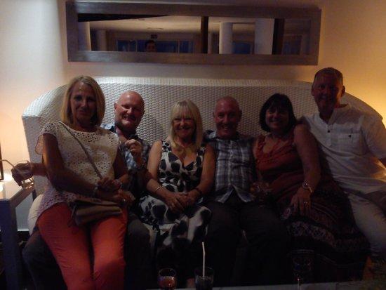 Steigenberger Makadi : great friends together !!!