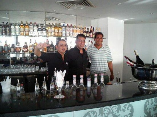 Steigenberger Makadi : star team with Gamal
