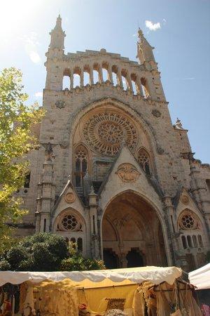 Gran Hotel Sóller: Die Kathedrale