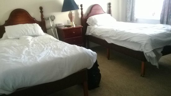 Norbreck Castle Hotel: Twin accessible room