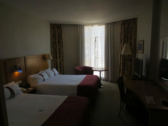 Holiday Inn Madrid: room 510