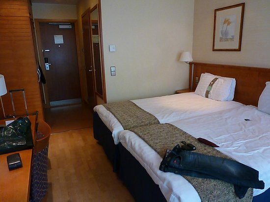 Holiday Inn Helsinki City Centre: Our Bedroom