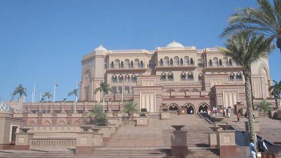 Emirates Palace: Le Palais des Émirats