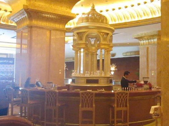 Emirates Palace: Le café
