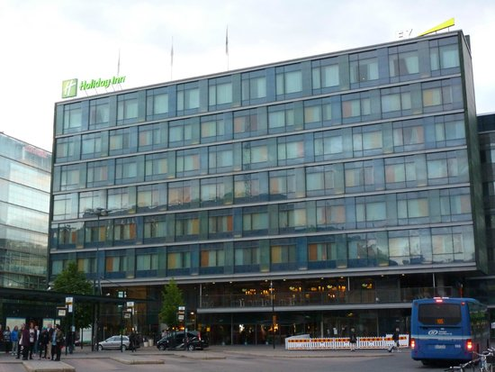 Holiday Inn Helsinki City Centre : Hotel